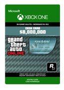 rockstar Megalodon Shark Card GTA Online