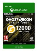 ubisoft Ghost Recon Breakpoint : 9600 (+2400 bonus) Ghost Coins