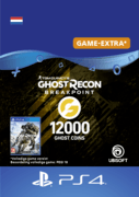 ubisoft Ghost Recon Breakpoint - 9600 (+2400) Ghost Coins - ps4