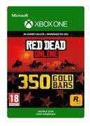 rockstar Red Dead Online: 350 Gold Bars