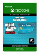rockstar Tiger Shark Card GTA Online
