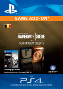 ubisoft 600 Rainbow Six Siege Credits - ps4