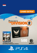 ubisoft 500 The Division 2 Premium Credits - ps4