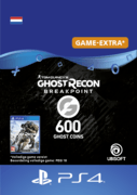 ubisoft Ghost Recon Breakpoint - 600 Ghost Coins - ps4
