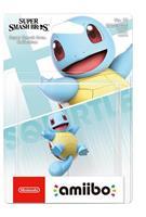 Nintendo amiibo Super Smash Bros. Collection Squirtle Video Game Figure 10002189