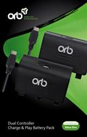 orb Dual Controller Charge and Play Battery Pack for Xbox One ()
