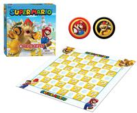 USAopoly Super Mario Bros. Checkers Super Mario VS Browser