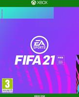 Fifa 21 - (Champions Edition, NL Only)