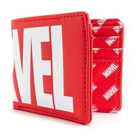 Loungefly Marvel by  Wallet Logo