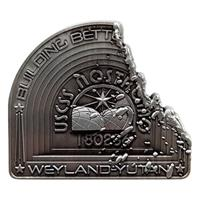 FaNaTtik Alien Pin Badge Nostromo Limited Edition