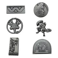 FaNaTtik Alien Pin Badge 6-Pack Limited Edition