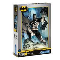 Clementoni DC Comics Jigsaw Puzzle Batman (500 pieces)