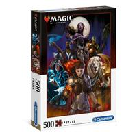Clementoni Magic the Gathering Jigsaw Puzzle Planeswalker (500 pieces)