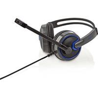 nedis Ned Gamingheadset Over-Ear & Mic & 3,5 m