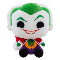 Funko DC Comics Plush Figure DC Holiday: Santa Joker 18 cm
