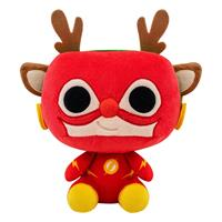Funko DC Comics Plush Figure DC Holiday: Rudolph Flash 18 cm
