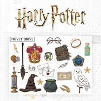Harry Potter Wall Decal Set Characters