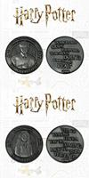 FaNaTtik Harry Potter Collectable Coin 2-pack Dumbledore's Army: Neville & Luna Limited Edition