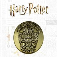 FaNaTtik Harry Potter Medallion Gringotts Crest Limited Edition