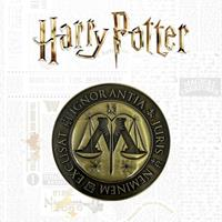 FaNaTtik Harry Potter Medallion Ministry of Magic Limited Edition