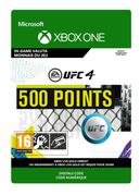 electronicarts EA SPORTS€ UFC 4 - 500 UFC Points