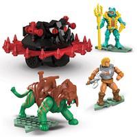 Mattel Masters of the Universe Mega Construx Probuilders Construction Set Battle Cat vs. Roton