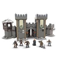 Mattel Game of Thrones Mega Construx Black Series Construction Set Battle of Winterfell