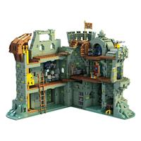 Mattel Masters of the Universe Mega Construx Probuilders Construction Set Castle Grayskull