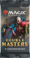 Wizards of The Coast Magic The Gathering - Double Masters Boosterpack