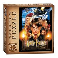 USAopoly Harry Potter and the Sorcerer's Stone Collector's Jigsaw Puzzle Movie (550 pieces)