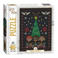 USAopoly Harry Potter Jigsaw Puzzle Weasley Sweaters (550 pieces)