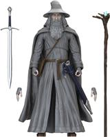 The Loyal Subjects Lord of the Rings BST AXN Action Figure Gandalf 13 cm