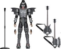 The Loyal Subjects Kiss BST AXN Action Figure The Demon 13 cm