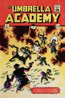 Pyramid International The Umbrella Academy Poster Pack School is in Session 61 x 91 cm (5)