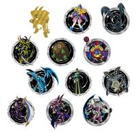 FaNaTtik Yu-Gi-Oh! Pin Badge Display (12)