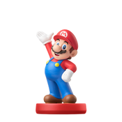 Nintendo - amiibo Super Mario Collection Mario Collectible Figure (1069666)
