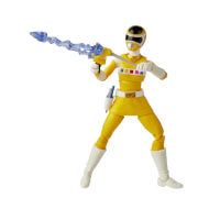 Hasbro Power Rangers Lightning Collection Zeo Yellow Ranger 6 inch Action Figure