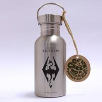 GB eye The Elder Scrolls V: Skyrim Stainless Steel Water Bottle Dragon Symbol