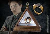 Noble Collection Harry Potter Replica 1/1 Lord Voldemort´s Horcrux Ring (gold-plated)