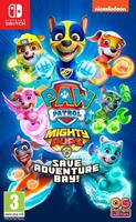 Paw Patrol - Mighty Pups Save Adventure Bay