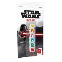 USAopoly Star Wars Dice Set 6D6 (6)