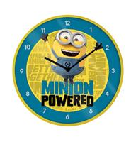 Pyramid International Minions 2 Wall Clock Minion Powered