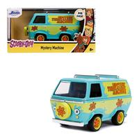 Jada Toys Scooby Doo Hollywood Rides Diecast Model 1/32 Mystery Machine