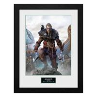 GB eye Assassins Creed Valhalla Collector Print Framed Poster Standard Edition