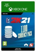 2K Games PGA Tour 2K21: 1100 Currency-pack