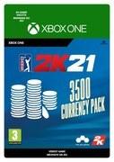2K Games PGA Tour 2K21: 3500 Currency-pack