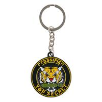 Gaya Entertainment Call of Duty: Black Ops Cold War Metal Keychain Top Secret