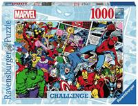 Ravensburger Marvel Challenge Jigsaw Puzzle Comics (1000 pieces)