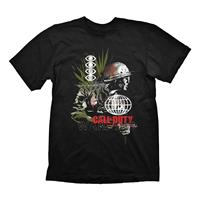 Gaya Entertainment Call of Duty: Black Ops Cold War T-Shirt Army Comp Size M