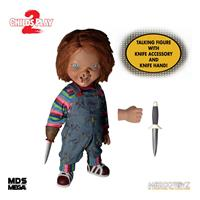 Mezco Toys Child´s Play 2 Designer Series Talking Menacing Chucky 38 cm
